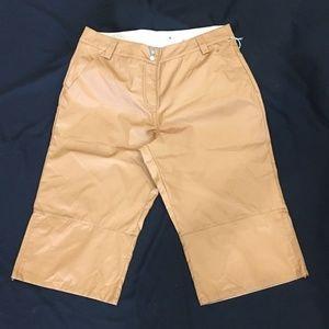 **NWOT Oilin Bermuda Shorts Size Large High Waist